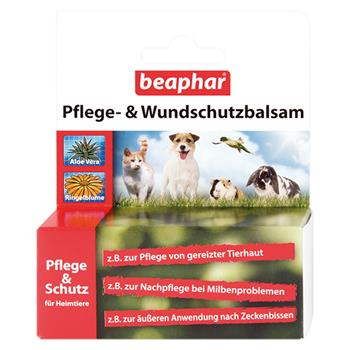 beaphar pflege wundschutzbalsam f r hunde katzen kleintiere 30ml. Black Bedroom Furniture Sets. Home Design Ideas