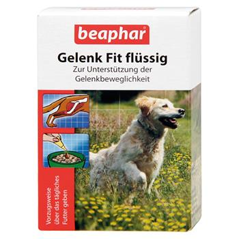 beaphar gelenk fit fl ssig f r hunde 28x1ml. Black Bedroom Furniture Sets. Home Design Ideas