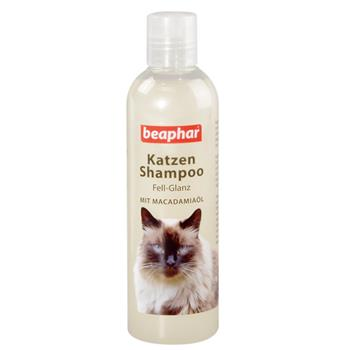 beaphar katzen shampoo fell glanz 250ml. Black Bedroom Furniture Sets. Home Design Ideas
