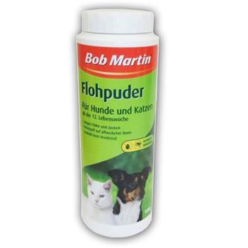 bob martin floh zecken puder f r hunde katzen 100g ohne insektizid ebay. Black Bedroom Furniture Sets. Home Design Ideas
