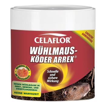 Celaflor Wühlmausköder Arrex 100 g