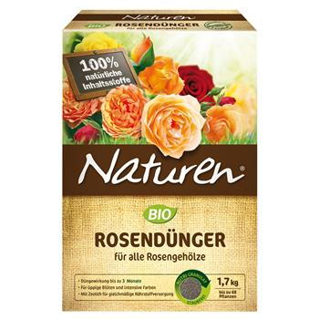 Celaflor Naturen Bio Rosendünger 1,7 kg
