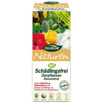 Celaflor Naturen Schädlingsfrei Zierpflanzen 250ml