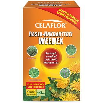 Celaflor Rasen Unkrautfrei Weedex 100 ml