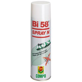 compo bi 58 n spray gegen thripsen zikaden blattl use raupen 400 ml ebay. Black Bedroom Furniture Sets. Home Design Ideas