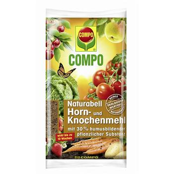 COMPO Naturabell Horn- und Knochenmehl 2,5 kg