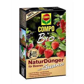 COMPO Bio NaturDünger für Beeren mit Guano 1 kg