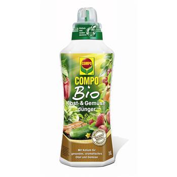 COMPO Bio Obst- und Gemüsedünger 1 Liter