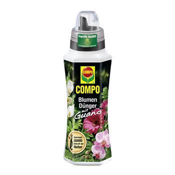 COMPO Blumendünger mit Guano flüssig 500 ml
