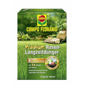 COMPO Floranid Premium Rasendünger 5 kg