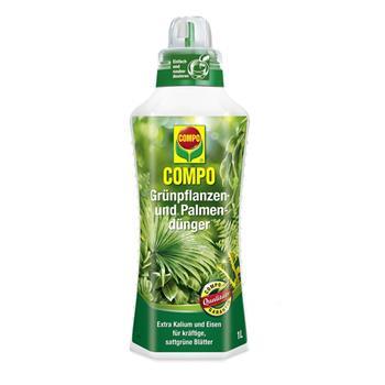 COMPO Grünpflanzen- und Palmendünger 1 Liter