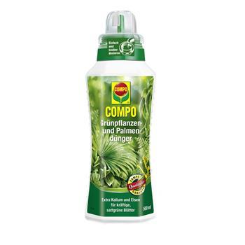 COMPO Grünpflanzen- und Palmendünger 500 ml