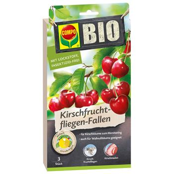 COMPO BIO Kirschfruchtfliegen-Falle 3 Stück