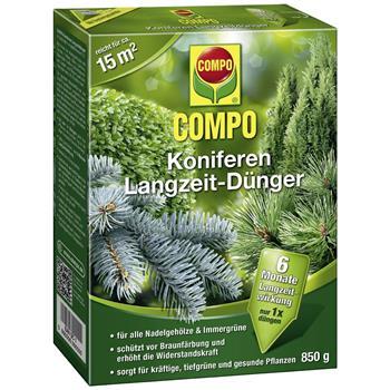 COMPO Koniferen Langzeit-Dünger 850 g