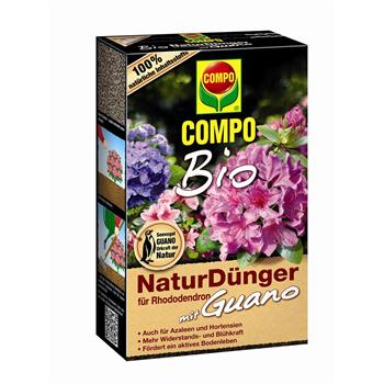 compo bio naturduenger fuer rhododendron mit guano 1 kg. Black Bedroom Furniture Sets. Home Design Ideas