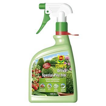COMPO Ortiva Spezial Pilz-frei AF 1 Liter