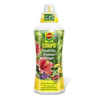 COMPO Qualitäts-Blumendünger 1 Liter