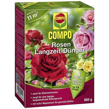 COMPO Rosen Langzeit-Dünger 850 g