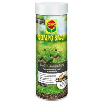 COMPO SAAT Nachsaat-Rasen 380 g für 19 m²