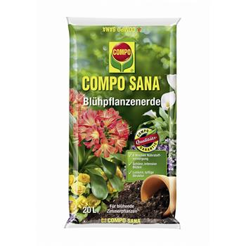 COMPO SANA Blühpflanzenerde 20 Liter