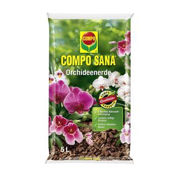 COMPO SANA Orchideenerde 5 Liter