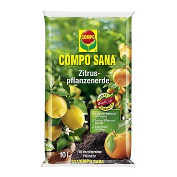 COMPO SANA Zitruspflanzenerde 10 Liter