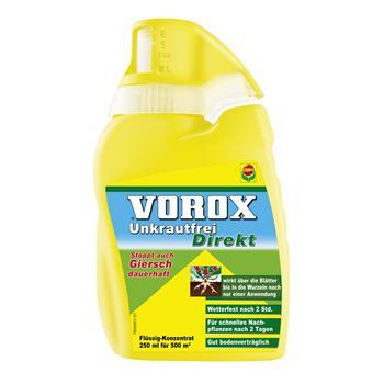 Compo Vorox Unkrautfrei Direkt 250 ml für 500m²