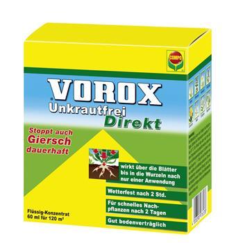 Compo Vorox Unkrautfrei Direkt 60 ml für 120 m²