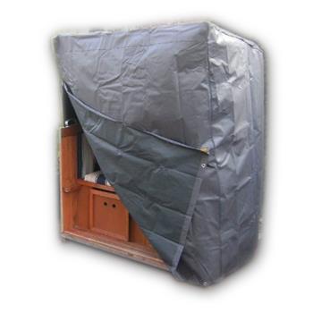 schutzhaube deluxe strandkorb 130x100x170 134cm. Black Bedroom Furniture Sets. Home Design Ideas