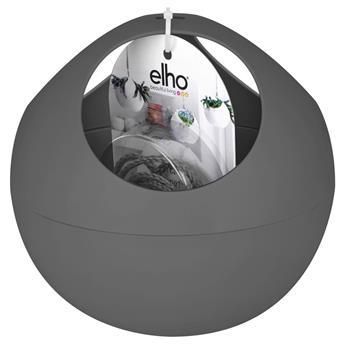 elho soft air blumentopf h ngend anthrazit. Black Bedroom Furniture Sets. Home Design Ideas