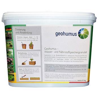 Geohumus Aqua+3 Langzeit-Wasserspeicher 6kg