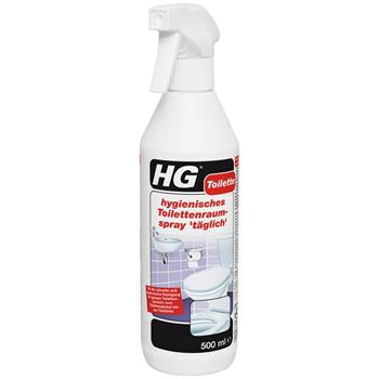 HG hygienisches Toilettenraumspray täglich 500 ml