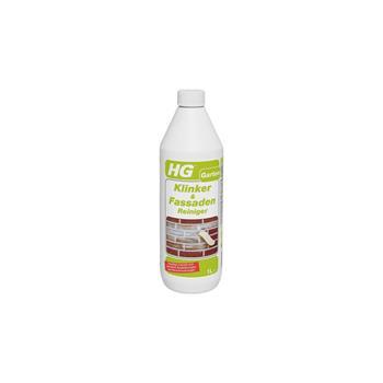 HG Klinker- und Fassadenreiniger 1 Liter