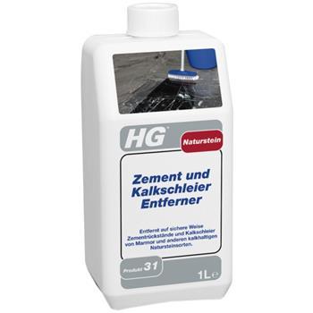 HG Naturstein Zement+Kalkschleier Entferner 1 l