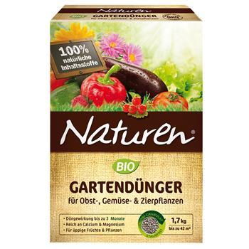 Celaflor Naturen Bio Gartendünger 1,7 kg
