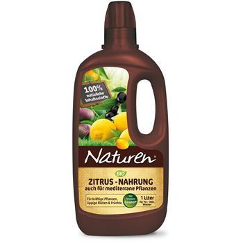 Celaflor Naturen Bio Zitrus und Mediterrane Pflanzen Nahrung 1 Liter