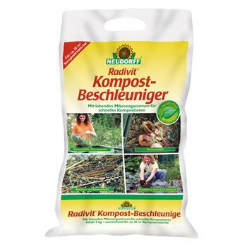 Radivit kompost beschleuniger