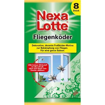 Nexa-Lotte Fliegenköder 8 Stück