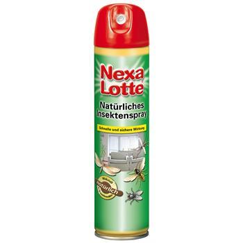 Nexa-Lotte Natürliches Insektenspray 400 ml