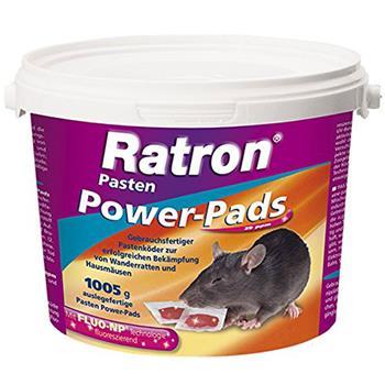 Ratron Pasten Power-Pads 29ppm 1,005 kg (67x15g)