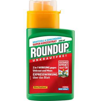Roundup AC Konzentrat 250 ml für 140 m²