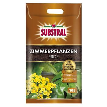 Substral zimmerpflanzenerde 10 liter for Fliegen pflanzenerde