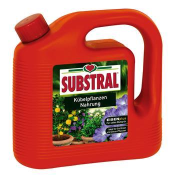 Substral Kübelpflanzen-Nahrung 2 Liter