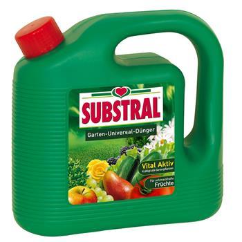 Substral Garten-Universal-Dünger 4 Liter