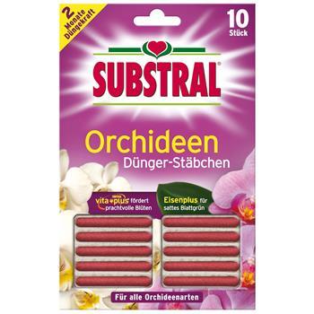 Substral Dünger-Stäbchen für Orchideen 10 Stück