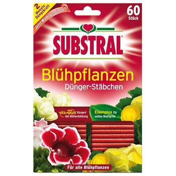 Substral Dünger-Stäbchen für Blühpflanzen 60 Stück