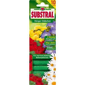 Substral Dünger-Stäbchen für Balkonpflanzen 10 Stk