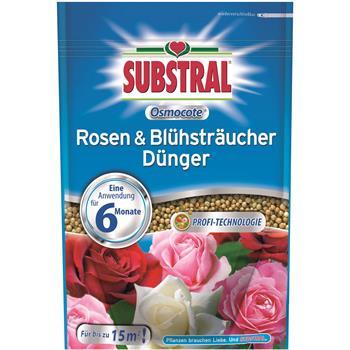 Substral Osmocote Rosen&Blühsträucher Dünger 750g