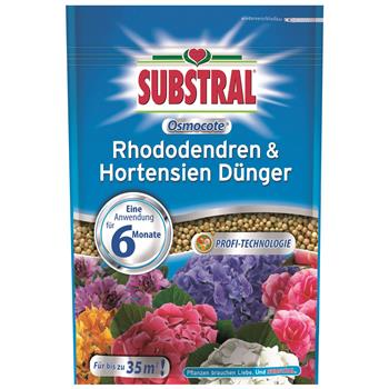 Substral Osmocote Rhododendron & Hortensien Dünger 750 g