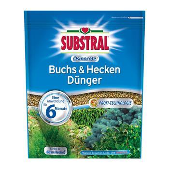 Substral Osmocote Buchs & Hecken Dünger 1,5 kg